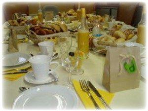 ontbijtservice vergadering Appels