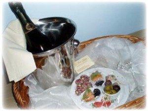 cadeau huwelijk champagneontbijt Bottelare
