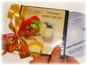 origineel geschenk bestellen Burst