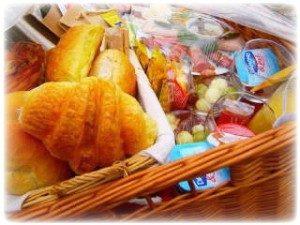 ontbijtmand vlekkem energiek ontbijt