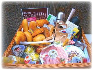 Mega grote ontbijtmand van Le Gout Mattina